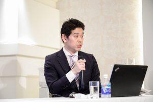 初代PRプランナー部会 部会長 田畑氏